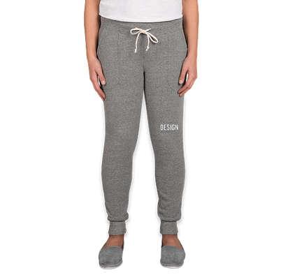 Alternative Apparel Women's Joggers - Eco Grey