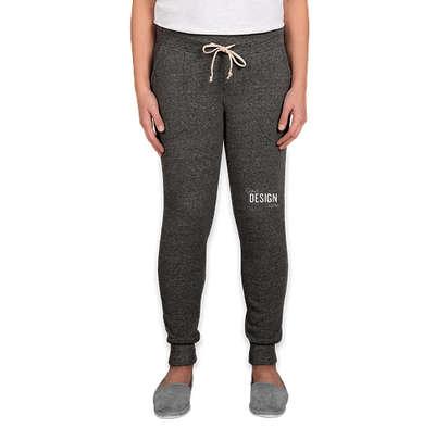 Alternative Apparel Women's Joggers - Eco Black
