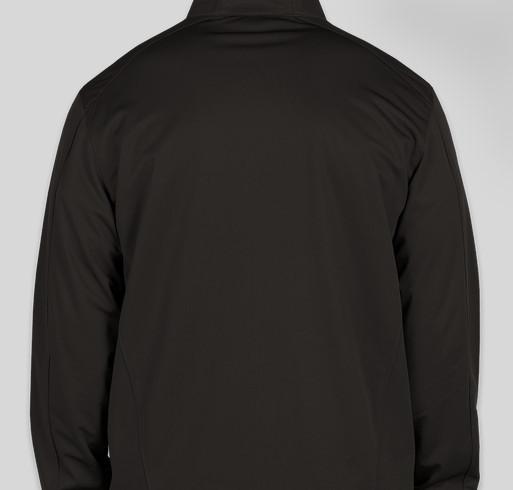 BSidesLV Jackets Fundraiser - unisex shirt design - back