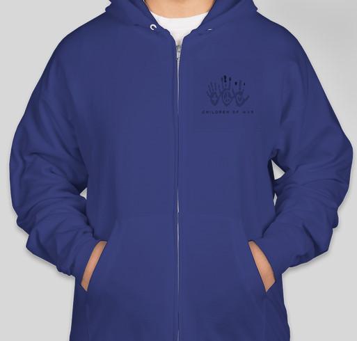 COWF HOODIE 4 GOOD Fundraiser - unisex shirt design - front