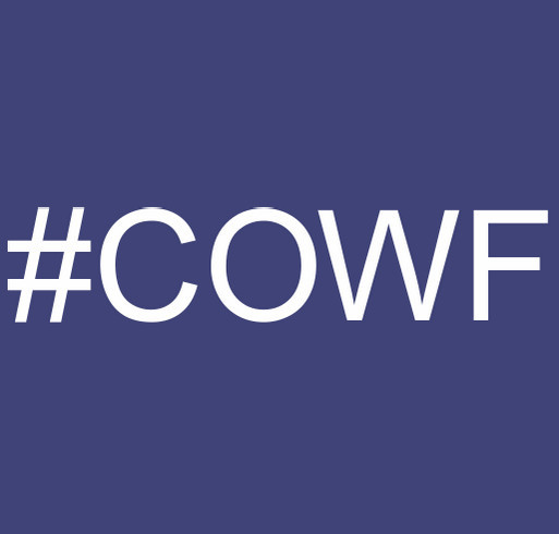 COWF HOODIE 4 GOOD shirt design - zoomed