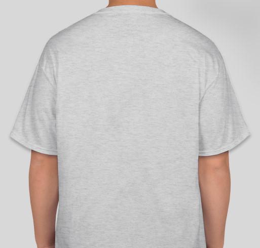 Joint Replacement Awareness Day Fundraiser - unisex shirt design - back