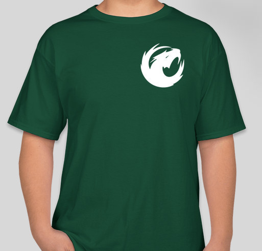 Dragon Reimagined Fundraiser - unisex shirt design - front