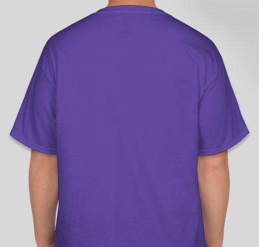 Fibromyalgia Advocacy Day 2019 Fundraiser - unisex shirt design - back