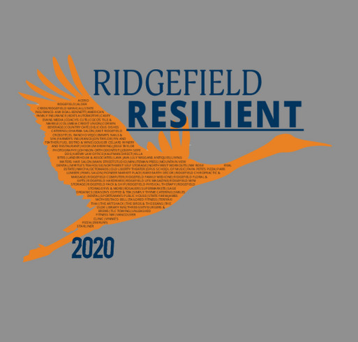 T-Shirts for Ridgefield shirt design - zoomed