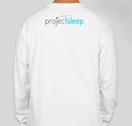 Celebrating Inaugural World Narcolepsy Day Fundraiser - unisex shirt design - back