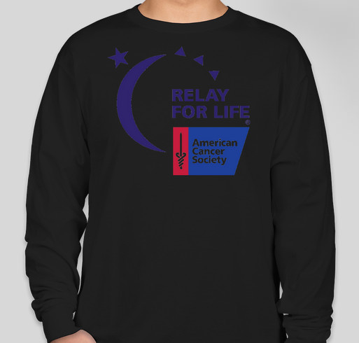 Relay For Life Fundraiser - unisex shirt design - front