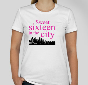 Sweet Sixteen In The City