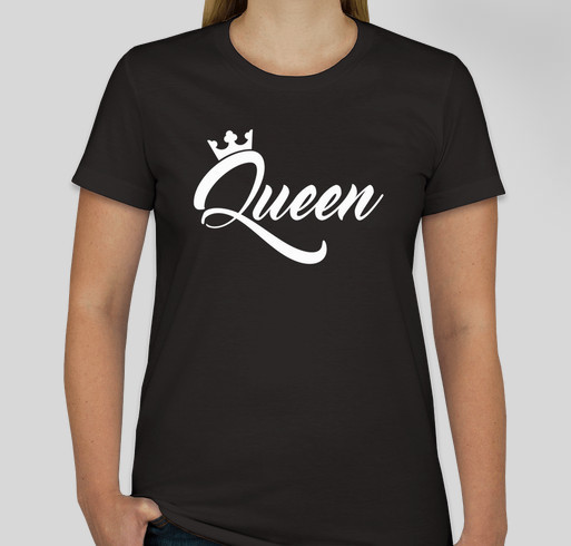 Queens ready crown on custom ink fundraising for Custom t shirts in queens ny