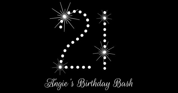 Angie's Birthday