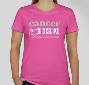 Dislike Cancer
