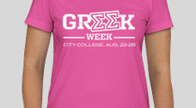 Greek Week