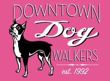 Downtown Dog Walkers