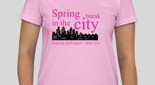 Spring Break in the City
