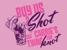 Carrie's Tying the Knot