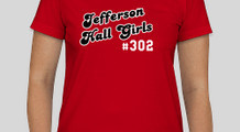 jefferson hall girls #302