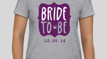 Bride to-be