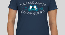 San Clemente Color Guard