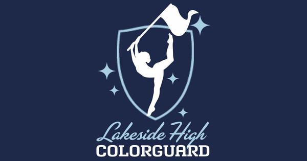 Lakeside High Color Guard