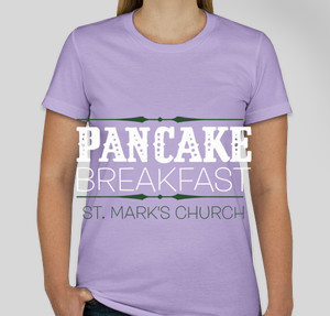 St. Mark's Pancake Breakfast