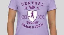 Central H.S. Track