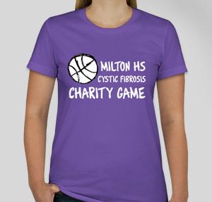 Milton Charity Game