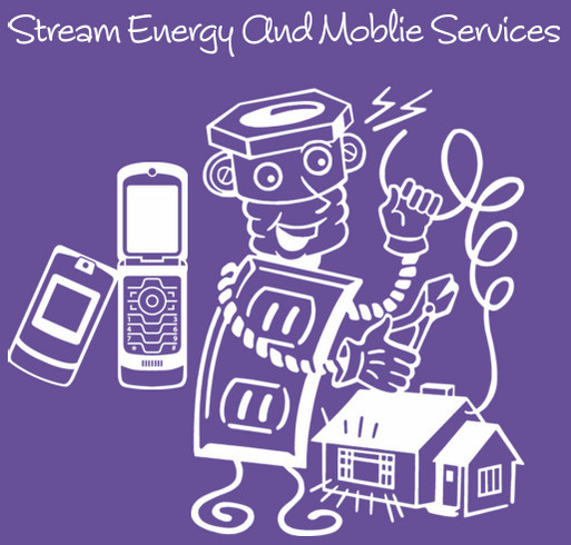 Stream Energy Phone Number >> Keshona Stream Energy And Moblie Services Custom Ink Fundraising