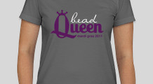 Bead Queen, Mardi Gras