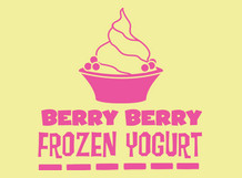 Berry Berry Frozen Yogurt