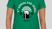 Annual St. Patty's Crawl
