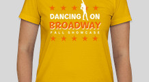 Dancing on Broadway