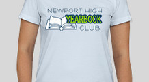 Newport High Yearbook Club