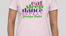 Eat. Sleep. Dance. Repeat