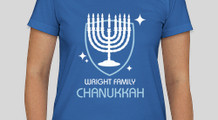 Wright Family Chanukkah