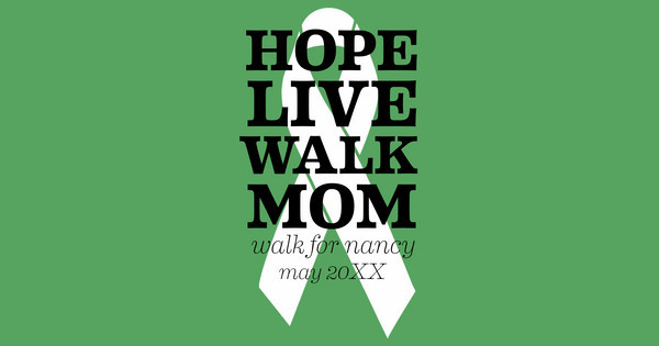 Walk for Nancy