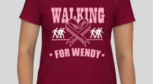 Walking for Wendy