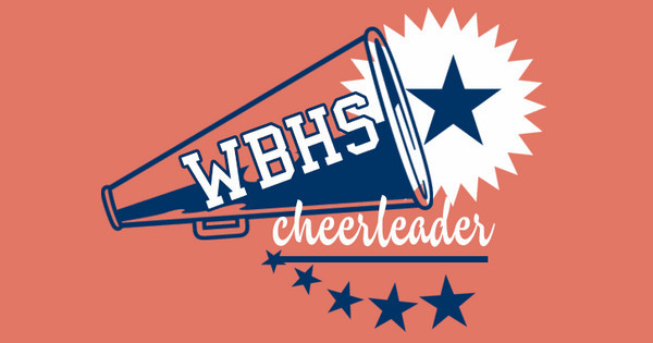 WBHS Cheerleader