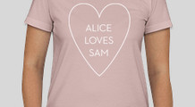 Alice Loves Sam
