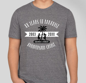 Anniversary T Shirt Designs Designs For Custom Anniversary T