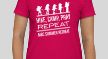 Hike, Camp, Pray