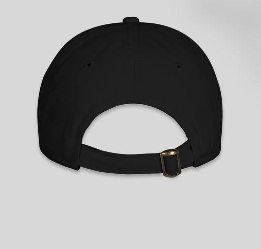 The Soul of Santa Sportsman Hat Fundraiser - unisex shirt design - back