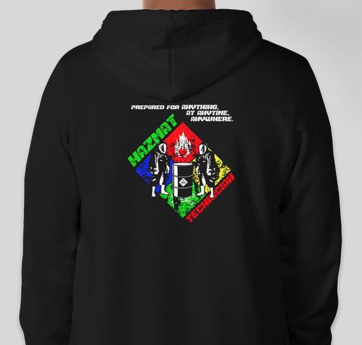 2020 Virtual Conference T Shirt Fundraiser - unisex shirt design - back