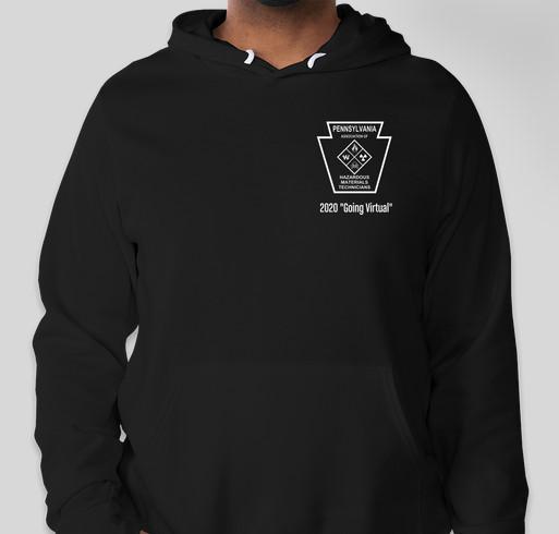 2020 Virtual Conference T Shirt Fundraiser - unisex shirt design - front