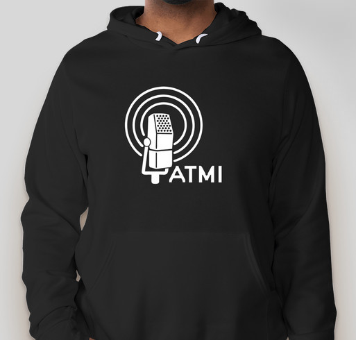 ATMI: 16 Sweet Years on the Air! Fundraiser - unisex shirt design - front