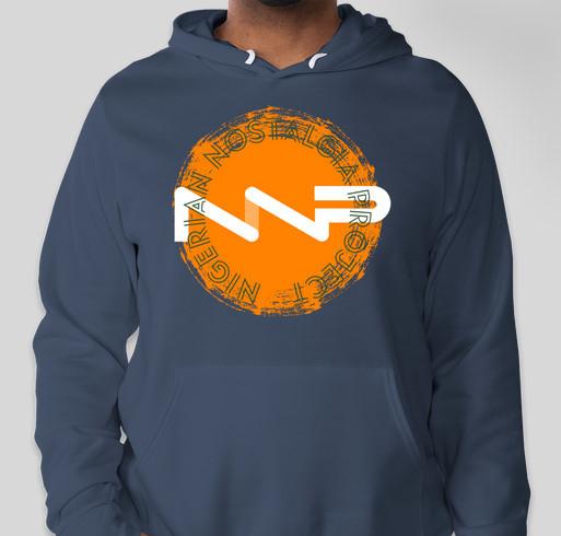 NNP Summer T shirt campaign Fundraiser - unisex shirt design - front
