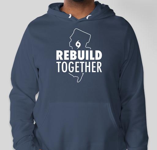 Hurricane IDA Relief Fundraiser - unisex shirt design - front