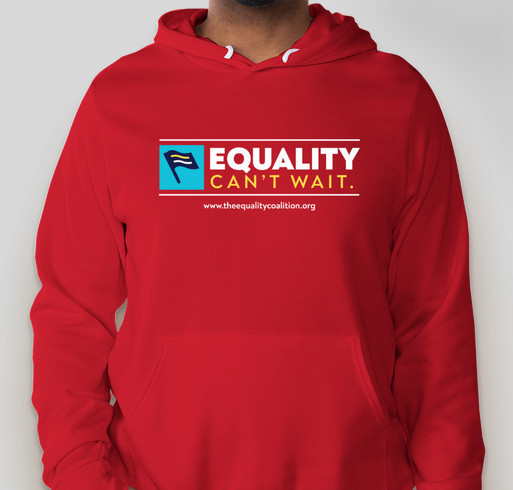 The Equality Coalition Fall Fundraiser Fundraiser - unisex shirt design - front
