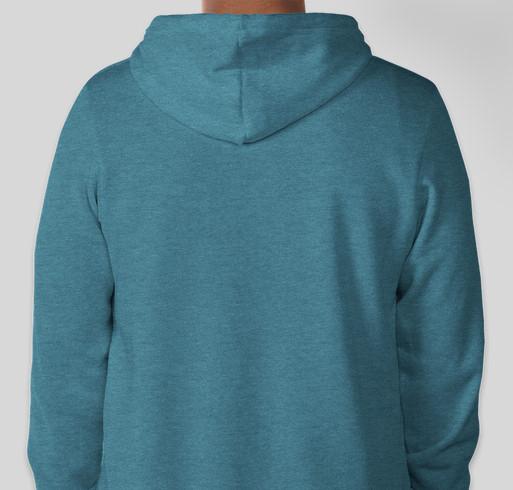 "Time of Grace ""You First"" Sweatshirt Fundraiser Fundraiser - unisex shirt design - back"