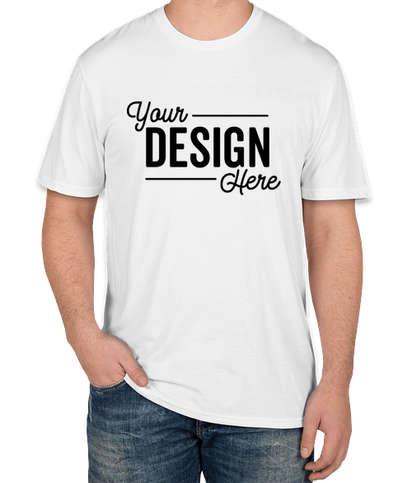 District Tri-Blend T-shirt - White