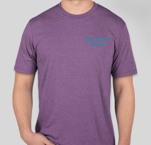 KEEN Summer Camp T-Shirts! Fundraiser - unisex shirt design - front